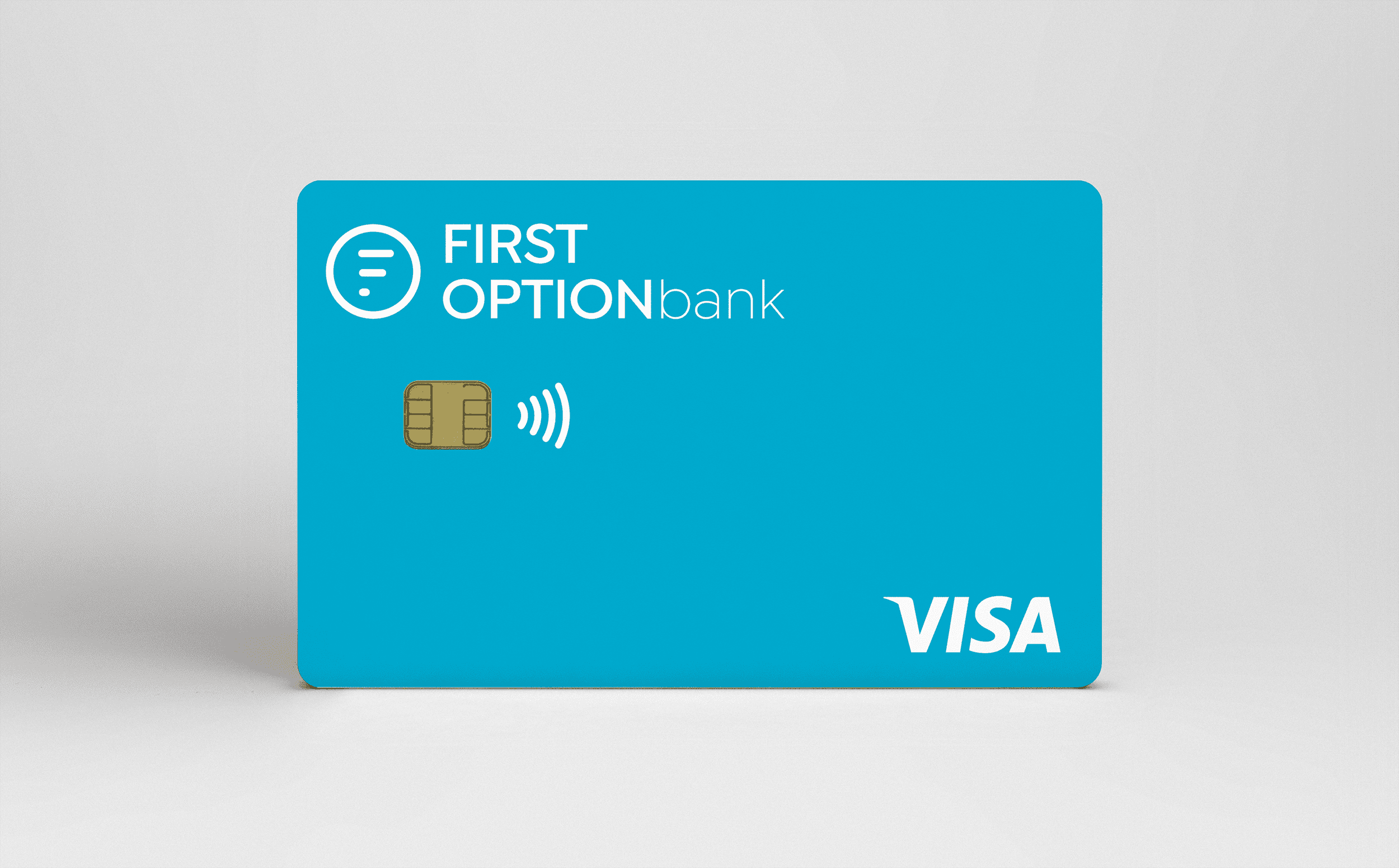First Option Bank - low-rate credit card